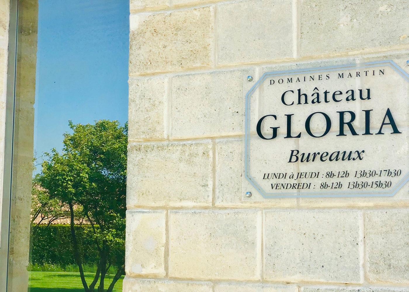 Bureaux Domaines Martin Château Gloria
