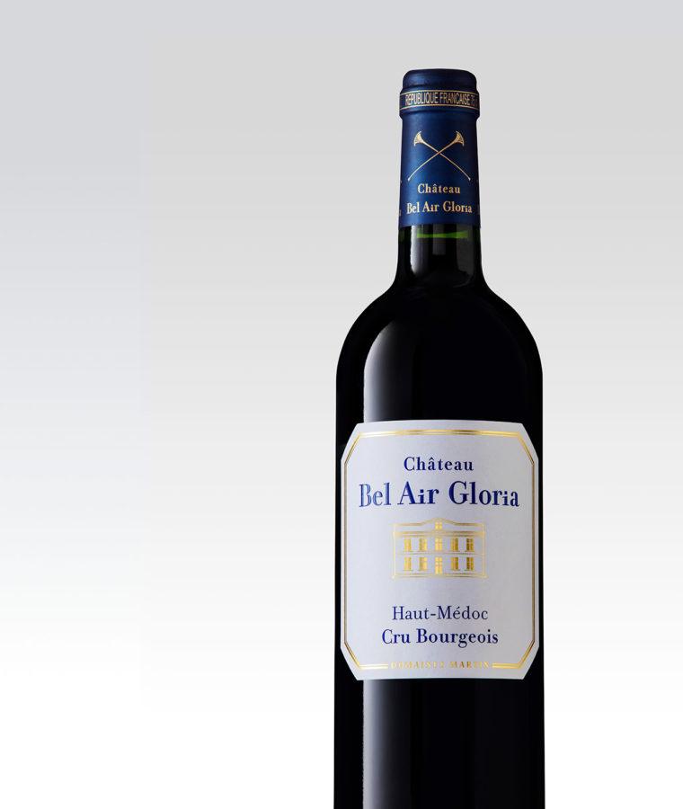 Château Bel Air Gloria vin Cru Bourgeois Haut-Médoc